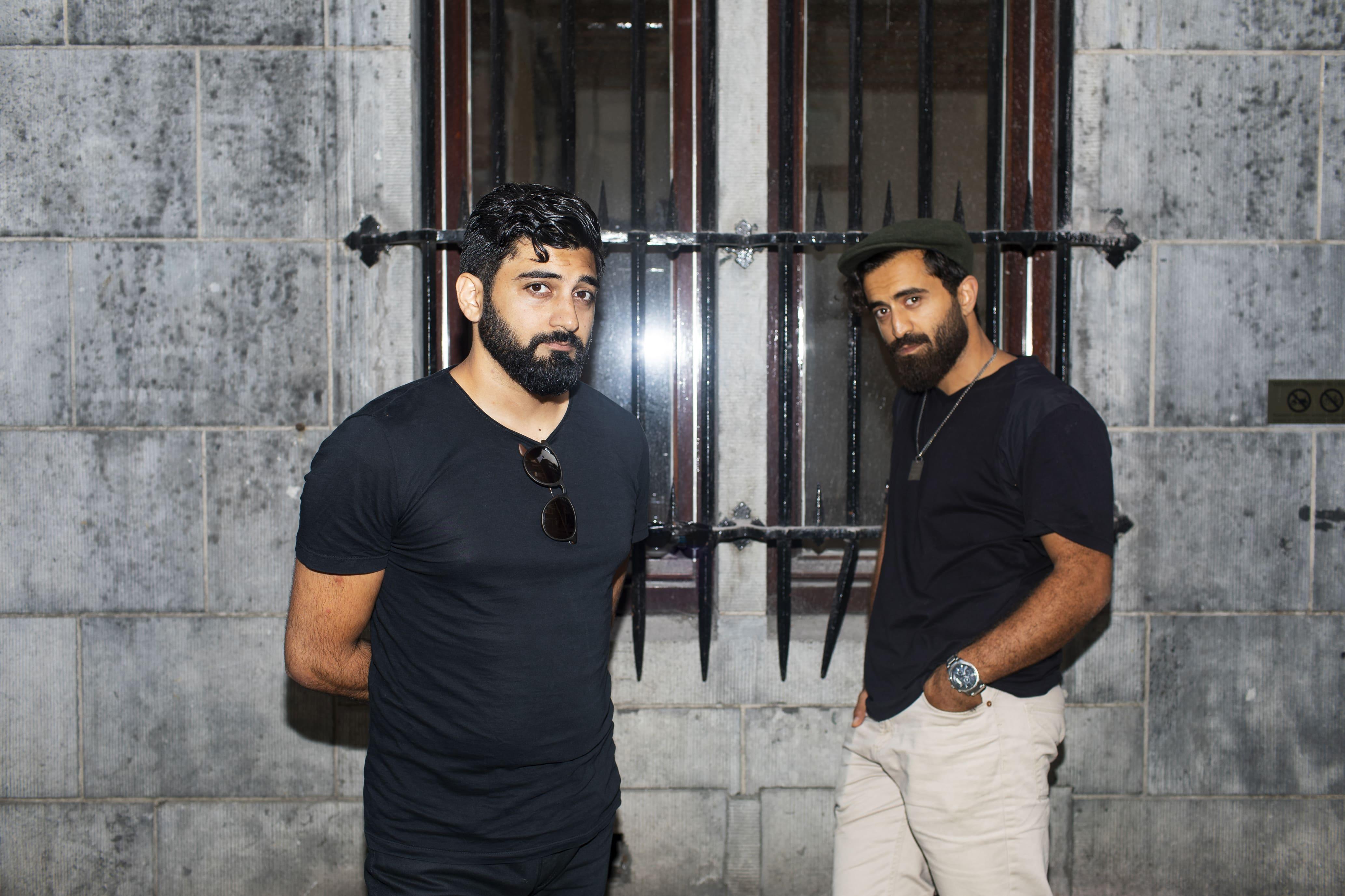 Nima Mohaghegh & Saman Amini